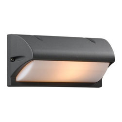 PLC Lighting - PLC Lighting 2110 Amberes 1 Light Outdoor Wall Sconce - Features: