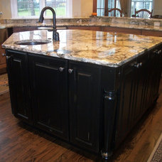 Traditional Kitchen Islands And Kitchen Carts by Cabinet-S-Top