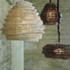 contemporary chandeliers by Rian Rae
