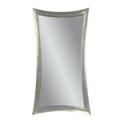 Bassett Mirror - Hour-Glass Wall Mirror - Hour-Glass Wall Mirror by Bassett Mirror