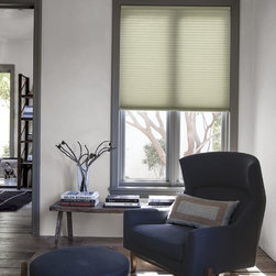 Smith & Noble Luxe Linen Honeycomb Shades - Starting 87+