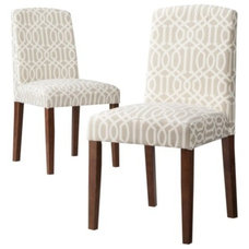 Contemporary Dining Chairs by Target