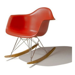 Herman Miller - Herman Miller | Eames® Molded Plastic Rocker Chair - Design by Charles & Ray Eames, 1948.
