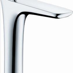 Hansgrohe - Hansgrohe 15072001 Puravida High riser Faucet - Single-Hole Faucet, Tall