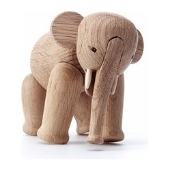 Rosendahl - Rosendahl | Kay Bojesen Elephant - With his good-natured look and robust physical presence, Kay Bojesen's elephant evokes immediate trust and becomes a true companion, all the way from the playpen to the next generation.