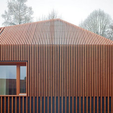 AECCafe.com - ArchShowcase - House 11×11 in Munich, Germany by Titus Bernhard Ar