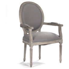 Transitional Dining Chairs by Kathy Kuo Home