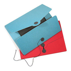 Soho Presentation Folder with Tie