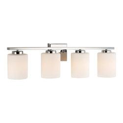 Dolan Design - Dolan Design 3884-26 Chloe Bath Fixture - Dolan Design 3884-26 Chloe Bath Fixture