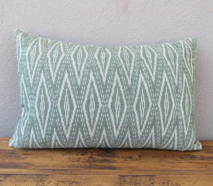Modern Decorative Pillows by RedinFred