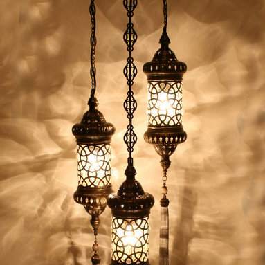 Turkish Style - Ottoman Lighting - *Code: HE-94527_44