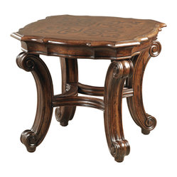 Hillcrest Square Accent Table