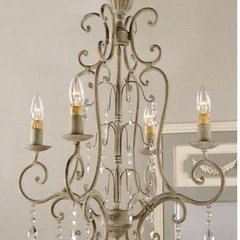 traditional chandeliers by Amazon