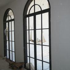 Contemporary Windows by Elegante Iron, Inc.