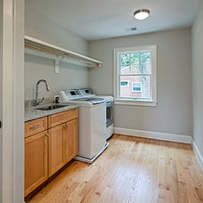 Traditional Laundry Room by Tradition Homes