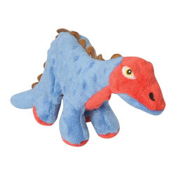 Go Dog - Go Dog Spike The Stegosaurus Dinosaur Dog Toy with Chew Guard - 770796 - Shop for Dog Toys from Hayneedle.com! Thanks to the Chew Guard technology the GoDog Spike The Stegosaurus Dinosaur Dog Toy with Chew Guard isn't likely to go extinct any time soon. This rugged play toy features a plush double-stitched body with an internal squeaker. Offered in a range of sizes you'll be able to find the one that brings out the hunter in your pup.