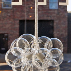 Contemporary Chandeliers by KOO de Monde