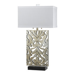 AF Lighting - AF Lighting 8606-TL Candice Olson Daydream Table Lamp - AF Lighting 8606-TL Candice Olson Daydream Table Lamp