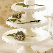 Traditional Dessert And Cake Stands by Farmhouse Wares