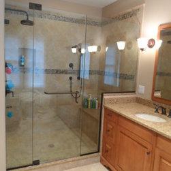 Frameless Shower Doors and More -
