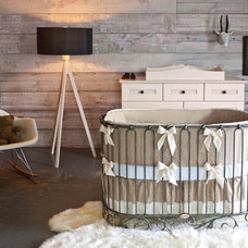 Contemporary Cribs by Bratt Decor, Inc