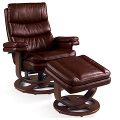 Lane Home Furnishings Leather Rest Recliner