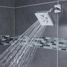 Modern Showerheads And Body Sprays by Speakman Company