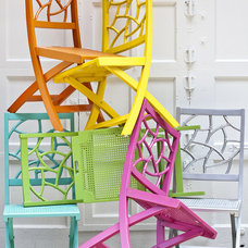 Contemporary Folding Chairs And Stools by Society Social