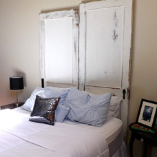 Traditional Headboards by Picked & Painted