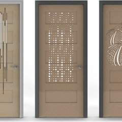 modern front doors by objectcreative.com