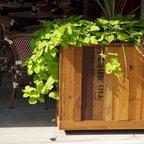 Planter - Custom design, hand built