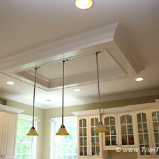 Traditional Kitchen by Trim Team NJ