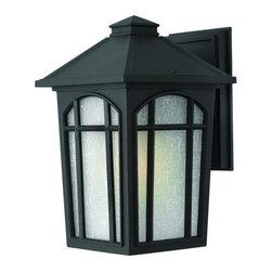 """Hinkley Lighting - Hinkley Lighting 1984-LED 12.5"""" Height LED Outdoor Lantern Wall Sconce - 12.5"""" Height LED Outdoor Lantern Wall Sconce from the Cedar Hill CollectionFeatures:"""