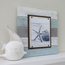 beach style frames by The Project Cottage