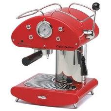 Amazon.com: Espressione Café Retro Espresso Machine, Red: Kitchen & Dining