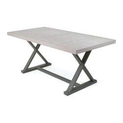 Go Home Ltd - Go Home Ltd Boca Dining Table X-59002 - Go Home Ltd Boca Dining Table X-59002