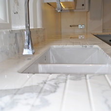 Traditional Kitchen Countertops by Ogle, luxury kitchens, Bathrooms & Stonework