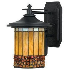 Traditional Outdoor Wall Lights And Sconces by Bonanza