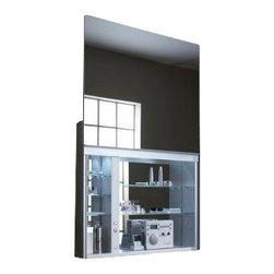 "Robern - Electric Uplift Medicine Cabinet - 30"" x 27"" x 75.8"""