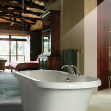 Traditional Bathtubs by MTI Baths