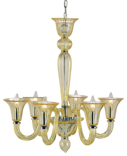 Traditional Chandeliers by Inside Avenue