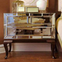 contemporary nightstands and bedside tables by DesignersHouse