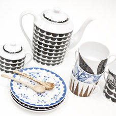 Contemporary Dinnerware by Fine Little Day
