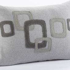 Layered Frame Pillow | Coyuchi
