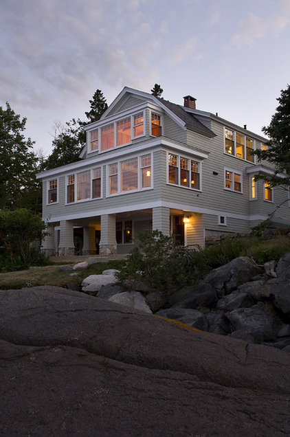 Traditional Exterior by Knickerbocker Group