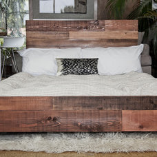 Modern Beds by Hammers & Heels