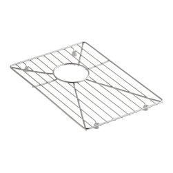 KOHLER - KOHLER K-6647-ST Bottom Basin Rack for Vault K-3823 and K-3839 - KOHLER K-6647-ST Bottom basin rack for Vault K-3823 and K-3839 in Stainless Steel