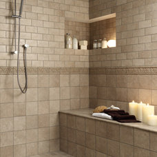 Traditional Tile by CheaperFloors