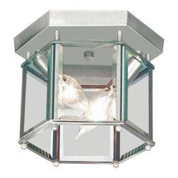 Livex Lighting - Livex Lighting 7015-91 Ceiling Light/Flush Mount Light - Livex Lighting 7015-91 Ceiling Light/Flush Mount Light