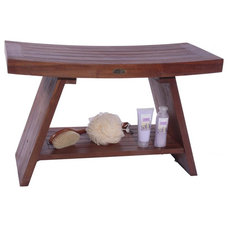 Contemporary Shower Benches & Seats by ivgStores